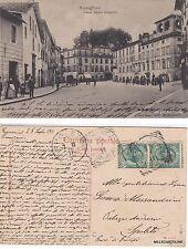 # RONCIGLIONE:  PIAZZA VITTORIO EMANUELE   1911