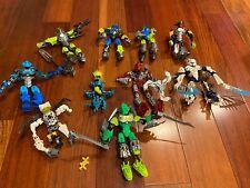 Lego Bionicle - Set of 10