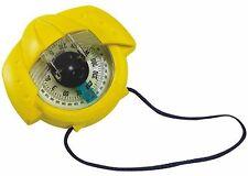 Plastimo iris 50 handheld hand bearing compass-jaune