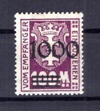 Danzig UNVERAUSGABT I/II tadellos * MH 180EUR (B8937