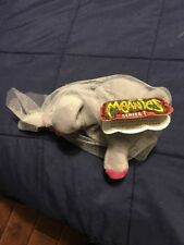 Meanies Series 1 BART Elephart Elephant  Plush Original Tags