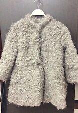 Unbranded Women's Faux Fur Basic Coats