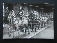 TOWER OF LONDON THE HORSE ARMOURY FORMERLY THE COUNCIL CHAMBER POSTCARD