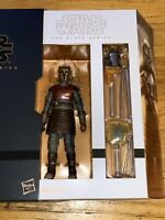 Star wars Mandalorian Black Series The Armorer Deluxe Pulse Exclusive IN HAND