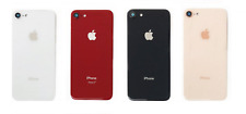 REPLACEMENT Apple iPhone 8 Back Battery Door Cover Glass Panel Case Camera Lens
