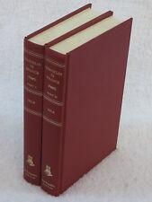 Edward E. Hale FRANKLIN IN FRANCE 2 Volume Set  Burt Franklin 1969