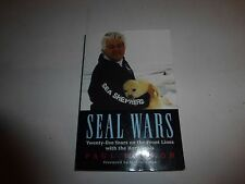 Seal Wars by Paul Watson (2002, Book, Illustrated) Paperback  B88