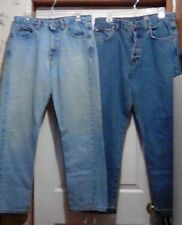 Lot of (2) CALVIN KLEIN - Made in USA JEANS - Size 13 - Actual Measure 32 X 30