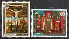 Andorra 1975 Europa set fine fresh MNH