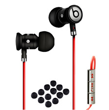 Genuine HTC Beats, Beats by Dr. Dre iBeats Headphones - Black With Pouch