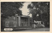 D46/  Ozark Alabama AL Postcard c1940s Hotel Mills Building