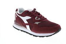 Diadora N.92 173169-55086 мужские красные синтетические повседневные кроссовки, обувь