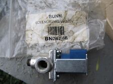 "Valve Assembly 1/4"" Fpt Inlet 120V for Bunn-O-Matic Coffee Machines 581093"