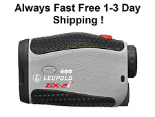 LEUPOLD GX-2i3 GOLF LASER RANGE FINDER W / SLOPE & CLUB SELECTOR GX2i3 2017