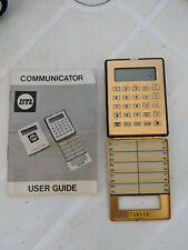 Vintage Phone Tone Dialler. IITL Communicator