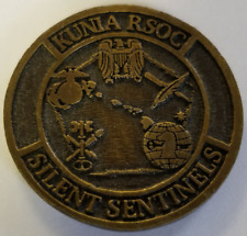 NSA National Security Agency HAWAII Kunia RSOC Reg Sec Ops Ctr Commander's Coin