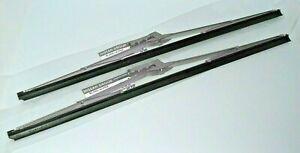 "Datsun 510 620 720 Pickup New Pair Genuine Wiper Blades - 16""  Length"