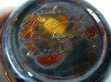 Aboriginal Design Pottery