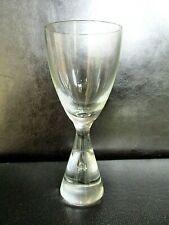 Vintage Holmegaard PRINCESS Liqueur Cordial Glass Mid Century Modern Design