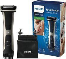 Philips BG7025/15 Bodygroom 7000 Depilatore Corpo Uomo Wet&Dry Custodia Inlcusa