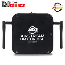 ADJ AIRSTREAM BRIDGE DMX Wireless App Phone Control DJ Lighting Software Box