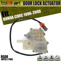 Genuine Honda Parts 72615-S04-J02 Passenger Side Rear Door Latch Actuator