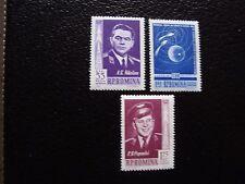 ROUMANIE - timbre yvert et tellier  aerien n° 157 a 159 n** (C5) stamp romania