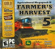 Farmer's Harvest 5 PC Games Windows 10 8 7 XP Computer farm machines simulator