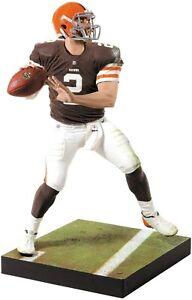 McFarlane NFL Series 35 JOHNNY MANZIEL #2 - Cleveland Browns Figur