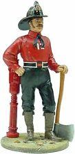 Del Prado 1/32 Figure Fireman - firedress - New York USA - 1840  BOM087