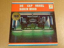 DECAP ORGAN LP / DE CAP ORGEL ROBIN HOOD