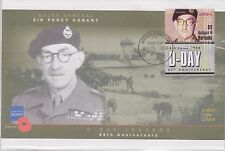 Military, War First Day Cover Caribbean Stamps