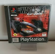PS1 - Warm-Up! Gp 2001- PLAYSTATION 1 - Emb.orig + Instrucciones A6209