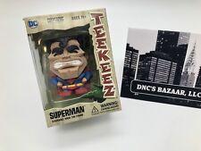 Superman Teekeez Stackable Vinyl Tiki Figure by Cryptozoic Entertainment
