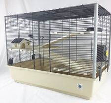Langham Large Syrian Hamster Cage 3 Tier With Free Water Bottle House & Bowl