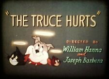 Tom and Jerry Super 8mm sound film 'The Truce Hurts'