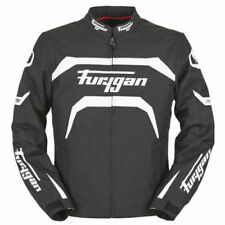 Blousons noirs Furygan polyester pour motocyclette