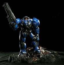 Blizzard Starcraft II Tychus Findlay Sixth Scale Statue by Sideshow Collectibles