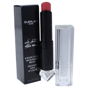 La Petite Robe Noire Deliciously Lip Colour 072 Rose Pompon by Guerlain- 0.09 oz