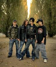 Tokio Hotel photo -N360- Bill Kaulitz Tom Kaulitz Gustav Schafer & Georg Listing