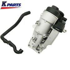 Oil Filter Housing +Hose for Volvo C30 C70 S40 S60 V50 V60 XC60 31338685 8670008