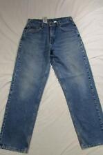 Carhartt B167 DST Heavy Denim Faded Loose Work Jeans Tag 33x34 Measure 32x33
