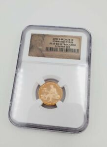 2009 S 1C Formative Years Lincoln Bronze Penny NGC PF69 Rd Ultra Cameo