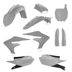 Acerbis Full Body Gray Plastic Kit (2736350011)