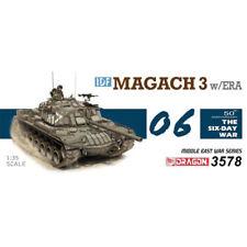 Dragon #3578 1/35 IDF Magach 3 w/ERA