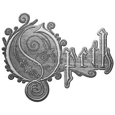 OPETH metal pin badge