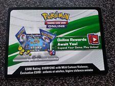 Pokemon Online TCG Sun and Moon - Burning Shadows Code Card IN HAND