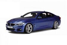 BMW 435i Gt Spirit Bleu 1/18 - GT027