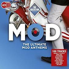 Mod The Collection 4 CD Various Artists 2017