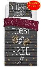 Harry Potter Dobby The Elf Official Single Bed Duvet Quilt Cover Set Brand New